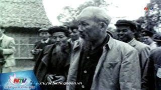 Người Về Thăm Quê - NSND Thu Hiền - Hoài Bảo Hồ Chí Minh - Khung cảnh quê Bác .