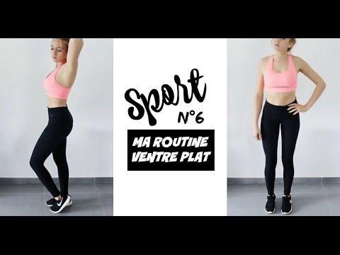 Sport N°6 - VENTRE PLAT ET MUSCLE EN 30 MIN !