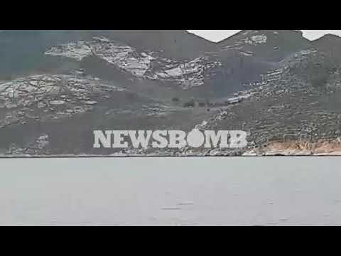 newsbomb.gr: Καστελόριζο - Ελληνική Σημαία