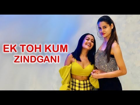 Marjaavaan : Ek Toh Kum Zindagani Dance Video  Nora Fatehi  Neha Kakkar