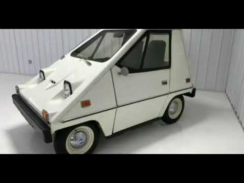 Meet The Electric Car From 70s That Tells Tesla I Was Here First
