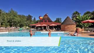 French Campsites - Moulin du Roch, Sarlat, Dordogne
