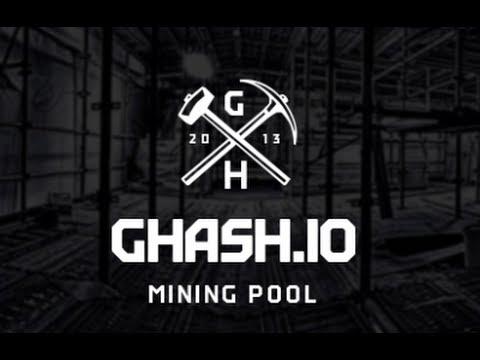 GHash.io и CEX.io инструкция по регистрации и майнингу на Мультипуле для профессионалов.