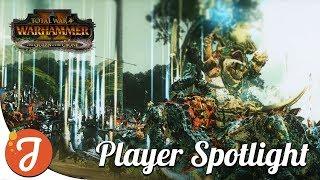 The Gobbo King | EVERCHOSEN Player Spotlight | Total War: WARHAMMER II