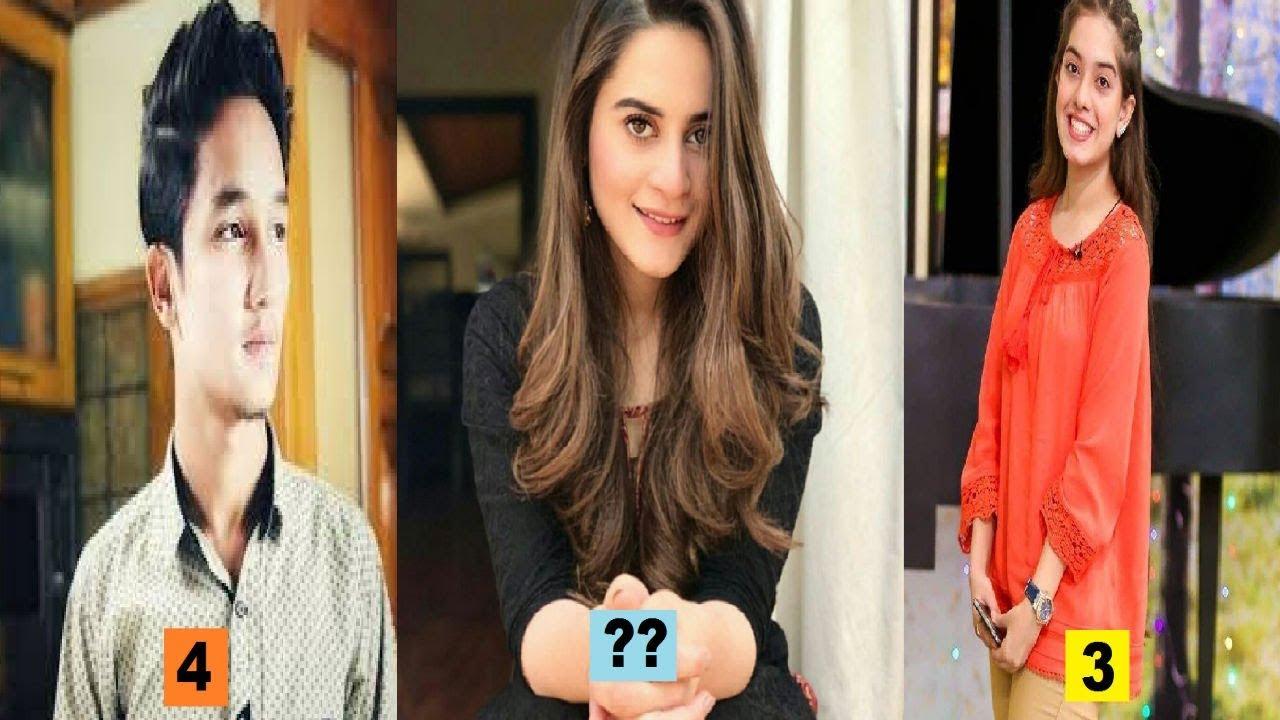 Top 10 Highest Paid Pakistani Child Actors & Actresses 2018