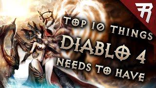 Diablo 4 Wishlist: 10 Steps to Fixing Diablo (+New Leak)