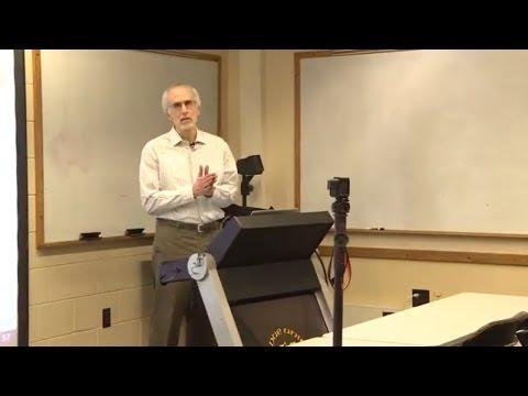 Faculty Colloquium: Dr. Saul Gelfand
