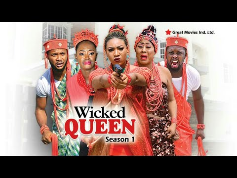 Wicked Queen Season  1 - (New Movie ) 2018 Latest Nigerian Nollywood Movies thumbnail