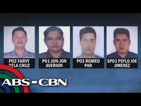 TV Patrol: 4 pulis-Muntinlupa timbog, kulong sa sariling istasyon dahil sa 'pangingikil'
