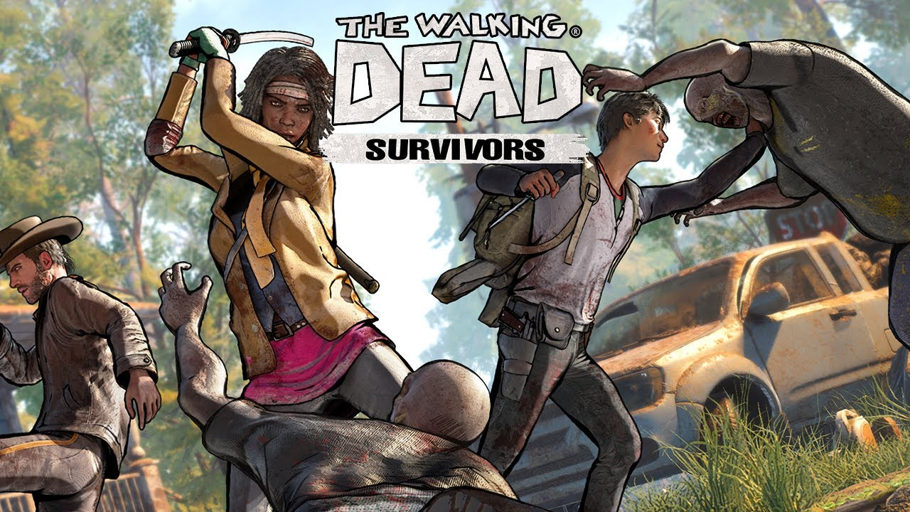 The Walking Dead: Survivors Android Gameplay