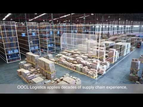 OOCL Logistics -- Corporate Video