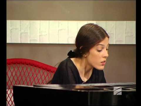 "Salome Jordania- Interview ""Sxva Shuadge"""