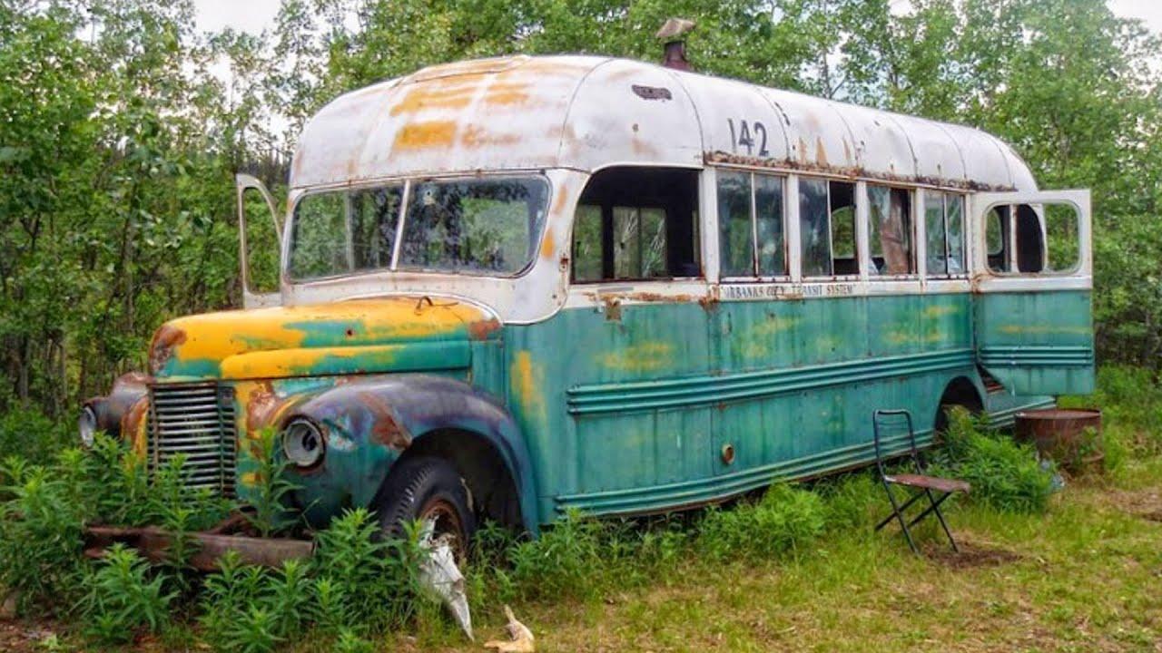 Abandoned School Bus Abandoned Buses Youtube
