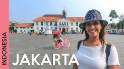 JAKARTA, Indonesia: Charming Kota Tua, the old town | vlog 2