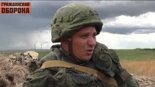 Как Украина 5 лет собирается квази республики штурмовать! Сказки от Басурина -Гражданская оборона