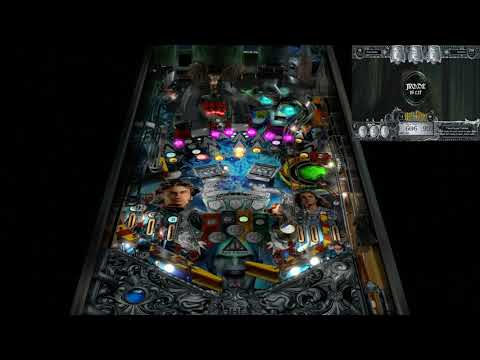Harry Potter and the Goblet of Fire Pinball VPX