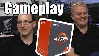 Ryzen é bom em jogos? Veja nosso gameplay com o Ryzen 1700X (feat. Alfredo Heiss)