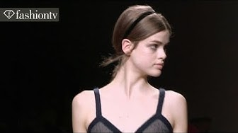 Model Talks - Julia Saner - Exclusive Interview - 2011 | FashionTV - FTV