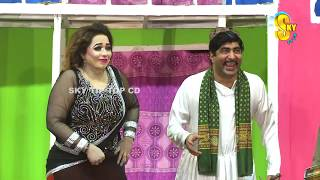Vicky Kodu and Sheeza with Sajan Abbas | Stage Drama Aisa Bhi Hota Hai | Comedy Clip 2020