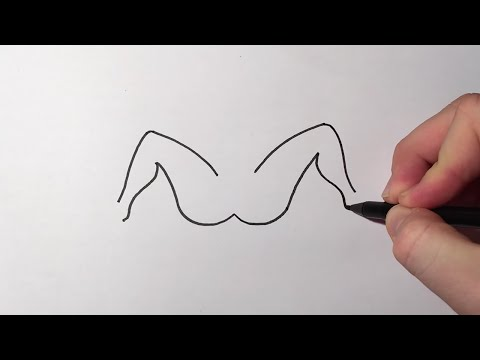 How Dirty Is Your Mind? Funny Dirty Drawing