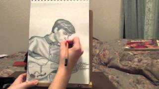 Drawing JJ Hunt