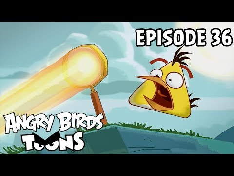 Angry Birds Toons | Fired Up - S1 Ep36