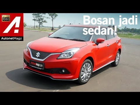 Suzuki Baleno Hatchback Review & Test Drive supported by HSR