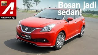 Suzuki Baleno Hatchback Review & Test Drive supported by HSR Wheel