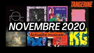King Gizzard, punk et System Of A Down | Actu Musicale Novembre 2020 | TANGERINE
