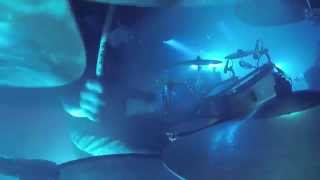 AT THE GATES@Blinded By Fear-Adrian Erlandsson--live in Poland 2015 (Drum Cam)