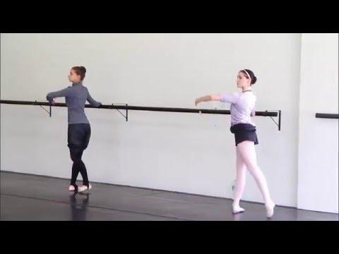 Pre-professional Ballet Live Stream