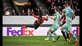 Rennes 3-1 Arsenal / SON RMC / L'exploit Rennais !