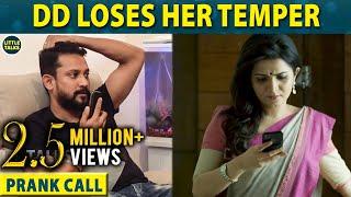 DD loses temper - Prank | Zee Deepak| LittleTalks