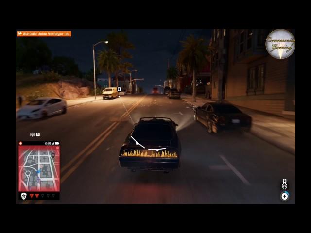Let's Play Watch-Dogs 2 | Eine Krasse Autofahrt | Folge #006