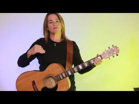 Somewhere Only We Know by Lily Allen, Guitar Lesson by Marie Wilson