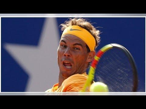 Rafa Nadal, a semifinales de Barcelona tras derrotar a Martin Klizan
