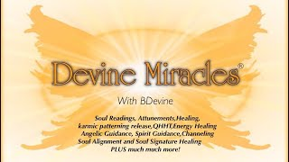 How To : Increase Your Psychic Vision! With BDevine
