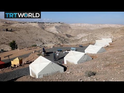 Israel-Palestine Tensions: Jewish settlers are building homes in Efrat