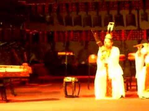 bianzhong,chinese ancient music/编钟,中国古乐