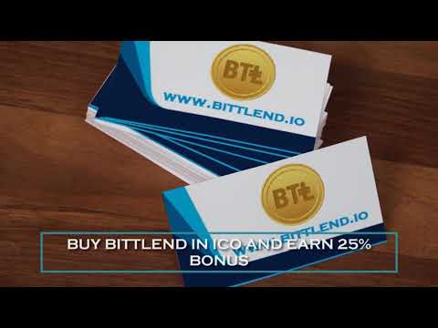 BittLend -  Best Lending Platform in the World.