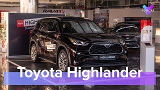 Toyota Highlander 2020 уже в Украине! от 1 318 380 грн. Первый обзор! #YouCarDrive #newHighlander