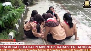 Scout News SMP N 2 Depok putri