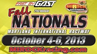 MIROCK Promo: FBG Fall Nationals @ MIR On Oct. 4-6 2013
