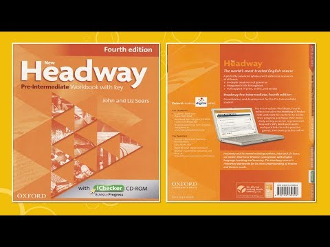 New Headway Pre-intermediate Exercise Book 4th -All Units
