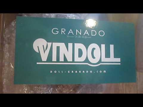 GRANADO VINDOLL UDELL UNBOXING (Bronze Skin)