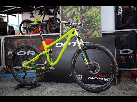 2016 Norco Optic Overview:  C7.1, C7.2, C7.3, C7, C9.1, C9.2, C9.3 - 650b And 29""
