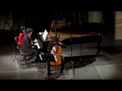 Várdai István gordonkaestje a Vigadóban – Martinu: Változatok egy Rossini témára
