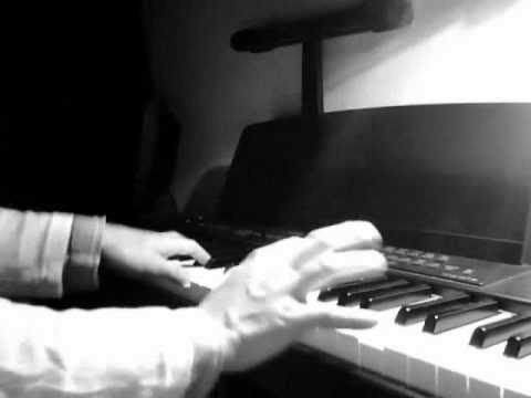 Something about us - Daft Punk - piano cover by Hongseob Choi