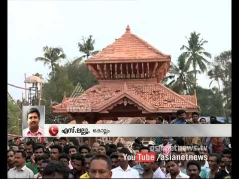 Live report from Disaster area | Paravoor puttingal temple at Kollam