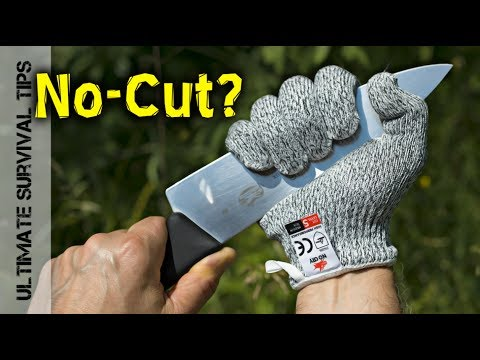 Razor SHARP KNIFE vs. NO-CUT GLOVE - Who Will Win?